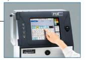 PXR-H450W High Speed Ink Jet Printer