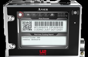 Anser U2 PROs Printer
